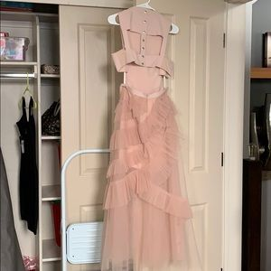 BCBG dress.
